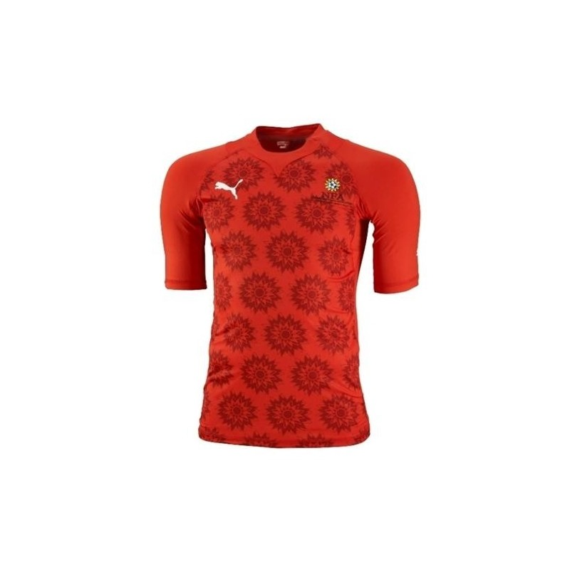 Namibia National Soccer Jersey Home 12 13 By Puma