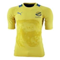 Gabon National Soccer Jersey Home 12/13 by Puma