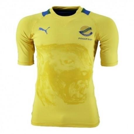 Gabón nacional camiseta titular 12/13 por Puma