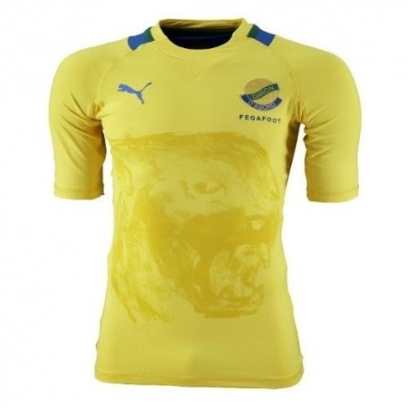 Gabon National Soccer Jersey Home 12/13 by Puma