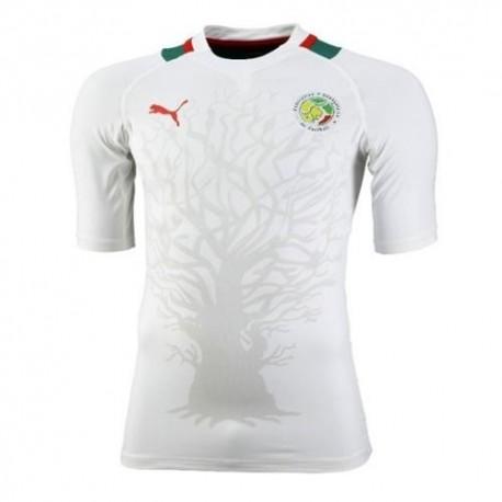 0e01c7e5f59 Senegal National Soccer Jersey Home 11/13 by Puma - SportingPlus ...