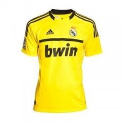 Portero Madrid CF real casa de Jersey 2011/12-Adidas