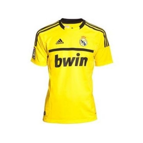 Real Madrid CF goalkeeper Jersey Home 2011/12-Adidas