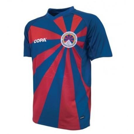 Maglia Calcio Tibet 2011/12 Home by Copa