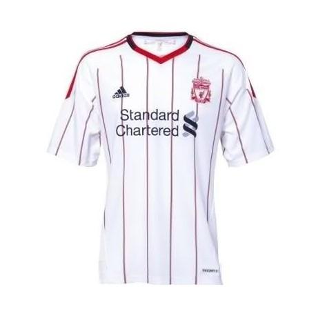 Liverpool FC Trikot 10/11 Away-Player Problem Techfit von Adidas