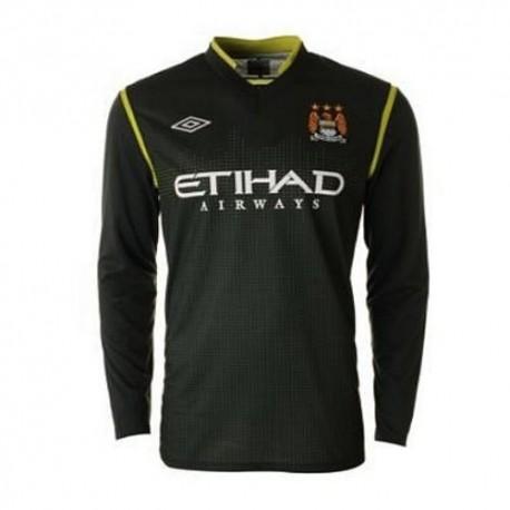 Manchester City Maillot gardien 11/12 par Umbro