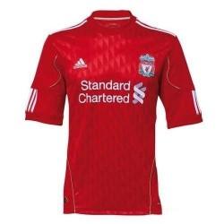 Camiseta de fútbol Liverpool Fc 2010/12 Inicio por Adidas