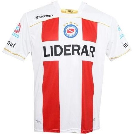 Argentinos Juniors Football Jersey 2011/12 Away by Olympikus