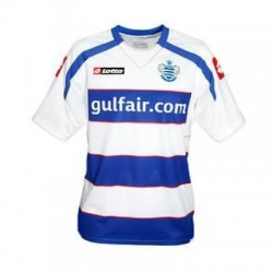 QPR Queens Park Rangers Soccer Jersey 10-11 Home by Lotto