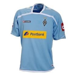 Camiseta de visitante del Borussia Monchengladbach 09/11 por Lotto