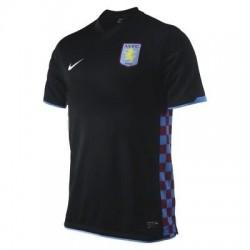 Aston Villa FC Away Trikot 10/11 Spieler Rennen Ausgabe von Nike