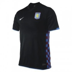 Maglia Aston Villa FC Away 10/11 Player Issue da gara by Nike