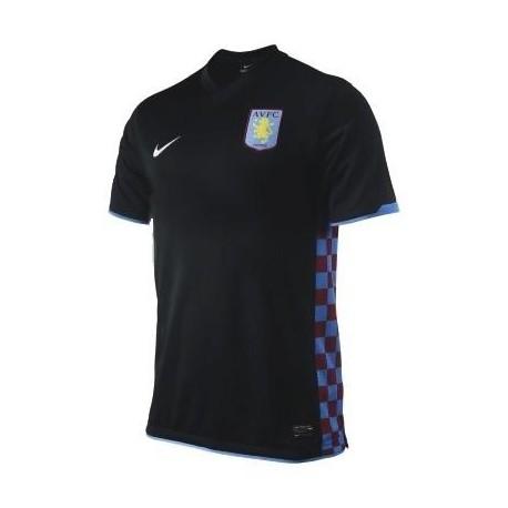 Carrera de jugador de lejos camiseta 10/11 Aston Villa FC convalidable por Nike