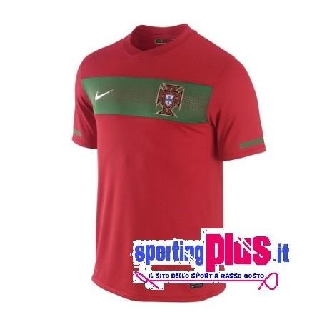 Portugal nacional Jersey 2010/12 por Nike