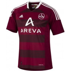 Soccer Jersey 2011/12 Nuremberg Home by Adidas