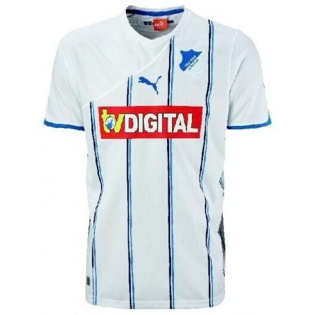 Soccer Jersey 2011/12 Hoffenheim Away by Puma
