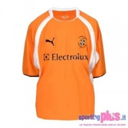 Luton Town FC Soccer Jersey 2007/08 Away by Puma