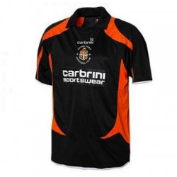 Luton Town FC Football shirt 2008/09 Away by Carbrini