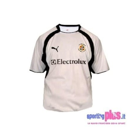 Luton Town FC Soccer Jersey 2007/08 Home by Puma