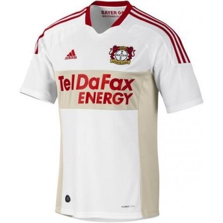 Fútbol Jersey 2011/13 Bayer Leverkusen Adidas Away