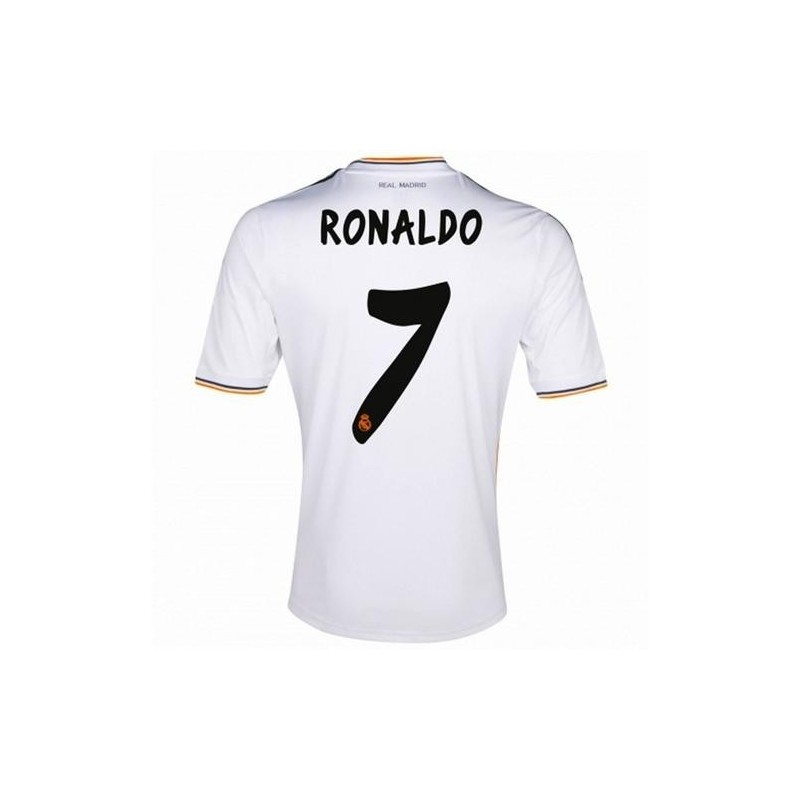Real Madrid CF Home Jersey 2013/14 Ronaldo 7-Adidas - SportingPlus - Passion for Sport