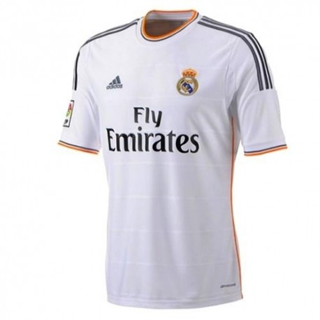 Real Madrid CF Home Jersey 2013/14-Adidas