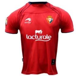 Football maillot domicile 2012/13 Osasuna-autour des palombes