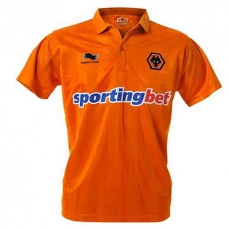 Maglia Wolverhampton Wanderers Home 2012/13 - Burrda
