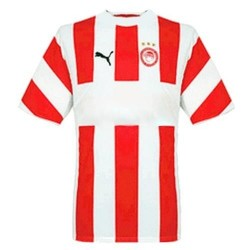 Olympiakos Piraeus Football Jersey Home 2005/06-Puma