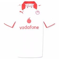 Olympiakos Piraeus Away shirt 2008/09 Player Issue for race-Puma
