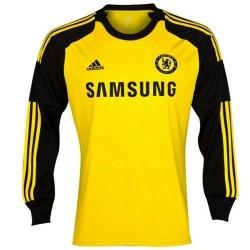 Gardien de but de Chelsea FC maillot domicile 2013/14-Adidas