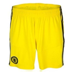 Chelsea FC Arquero pantalones cortos Casa 2013/14-Adidas