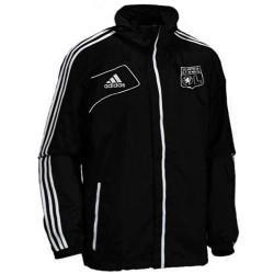 Giacca a vento da allenamento Olympique Lione (Lyon) 2012/13 - Adidas