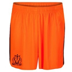 Pantalones cortos Olympique Marsella tercera 2012/13 jugador número-Adidas