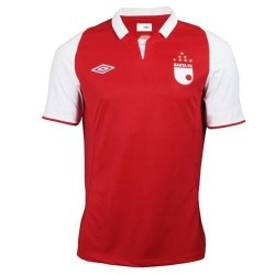 Independiente Santa Fe Home Jersey de fútbol Umbro - 2013