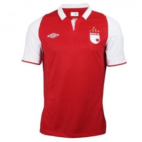 Independiente Santa Fe maillot de Football Umbro - 2013
