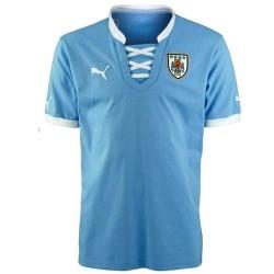 Nacional Uruguay Home Jersey 2013/14-Puma