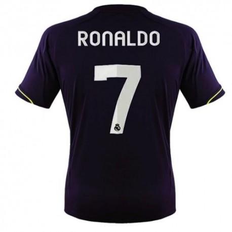 Maglia Real Madrid CF Away 2012/2013 (Cristiano) Ronaldo 7 - Adidas