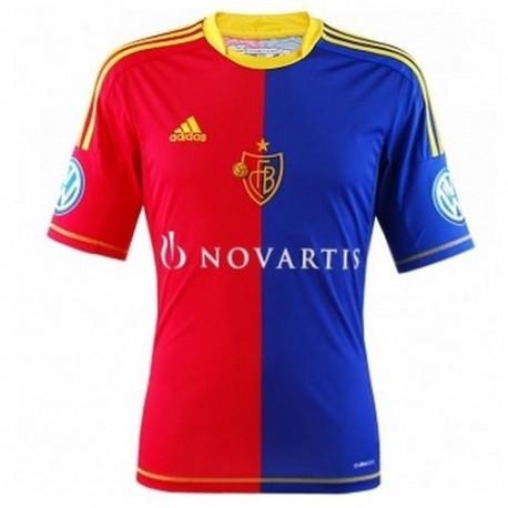 Basilea fútbol Jersey (FC Basilea) casa 2012/13-Adidas