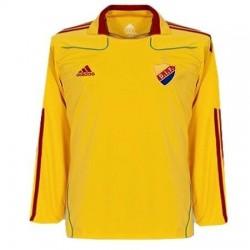 Maglia calcio Djurgardens Away 2010/12 Maniche Lunghe - Adidas