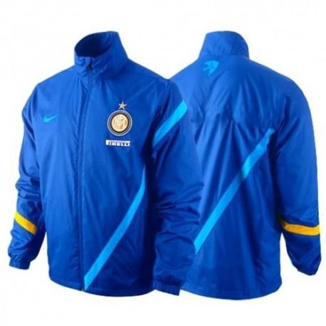 Chaqueta representando FC Internazionale (Inter) edición 2011/12-jugadores-Nike