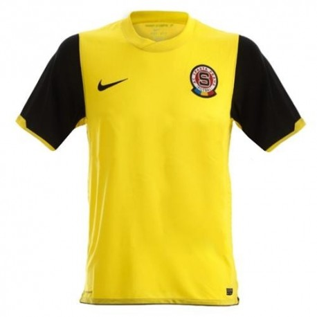 Maglia Sparta Praga Away/Third 2010/12 Player Issue - Nike