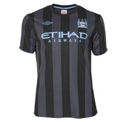 Umbro tercer fútbol Jersey Manchester City 2012/13