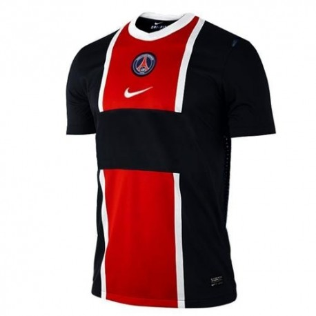 PSG Paris Saint Germain Fußball Trikot Home 2011/12 Player Issue für Rennen-Nike