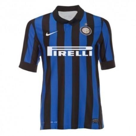 FC Inter maillot domicile 2011/12 joueur question Nike authentique course-