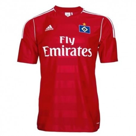 Fußball Trikot Hamburg (Hamburger SV) dritten 2011/12-Adidas