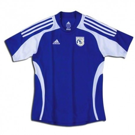 Cyprus National Soccer Jersey 2009/10 Home Adidas