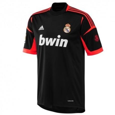 Véritable gardien de but de Madrid FC maillot Away 2012/13-Adidas