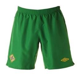 Shorts shorts of Northern Ireland Away 2011/12-Umbro