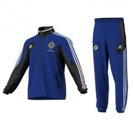 Tuta rappresentanza Irlanda del Nord 2012/14 - Adidas